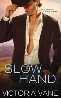SLOW HAND COVER