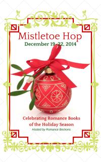 badge Mistletoe Hop 2014