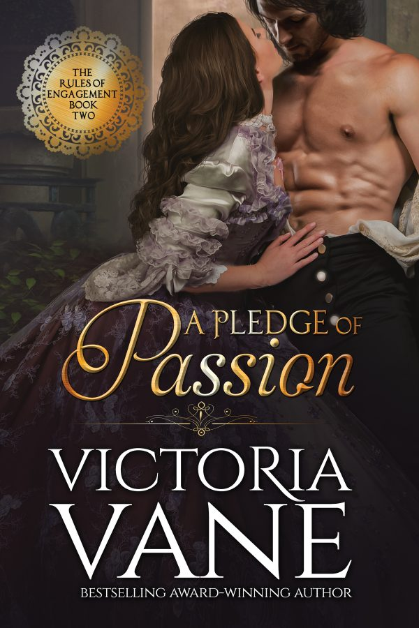 A Pledge of Passion by Victoria Vane